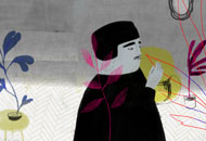 The Noise of Licking, Nadja Andrasev, LIAF, London International Animation Festival