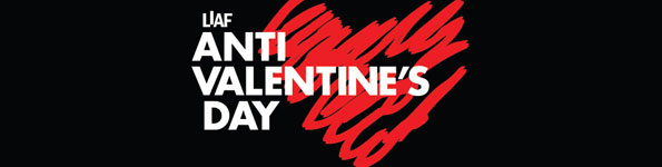 LIAF, London International Animation Festival, Anti Valentines Day