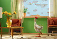 Miriam's Hens Dream, Andres Tenusaar, LIAF, London International Animation Festival