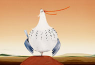 Sabaku, Marlies van der Wel, LIAF, London International Animation Festival