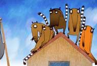 About Coati, Alexandra Slepchuk, LIAF, London International Animation Festival