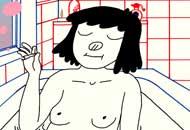 Cipka (Pussy), Renata Gasiorowska, LIAF, London International Animation Festival