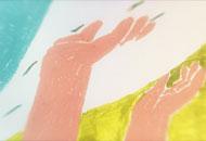 Elsewhere, Junyi Xiao, LIAF, London International Animation Festival