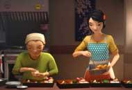 Gokurosama, Clémentine Frère, Aurore Gal, Yukiko Meignien, Anna Mertz, Robin Migliorelli, Romain Salvini, LIAF, London International Animation Festival