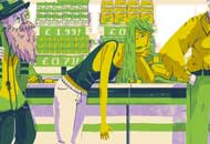 The Supermarket, Samantha Moore, LIAF, London International Animation Festival