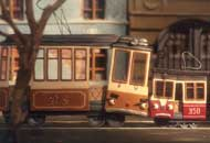 Two Trams, Svetlana Andrianova, LIAF, London International Animation Festival