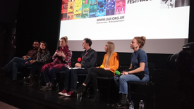Animated Documentaries, LIAF, London International Animation Festival, 2017