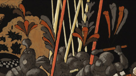 Georges Schwizgebel, The Battle of San Romano, LIAF, London International Animation Festival