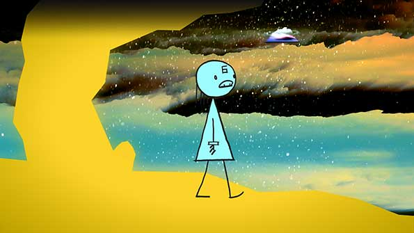 World of Tomorrow Episode Two: The Burden of Other People's Thoughts, Don Hertzfeldt, LIAF, London International Animation Festival