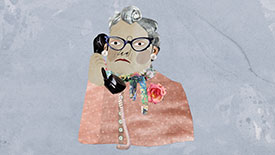Yours Faithfully, Edna Welthorpe (Mrs), Chris Shepherd, LIAF, London International Animation Festival