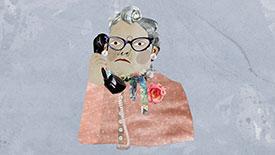 Yours Faithfully, Edna Welthorpe (Mrs), Chris Shepherd, LIAF, London International Animation Festival