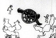 LIAF, London International Animation Festival, Cannon Fodder, Vera Neubauer