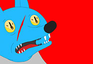 LIAF, London International Animation Festival, Coyote, Lorenz Wunderle