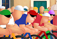 LIAF, London International Animation Festival, Cyclists, Veljko Popovic