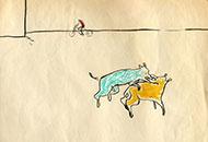LIAF, London International Animation Festival, Dogs, Jonathan Hodgson