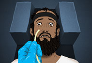 LIAF, London International Animation Festival, Guantamano Bay: The Hunger Strikes, Jonathan Hodgson