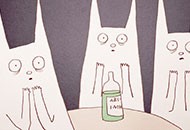 LIAF, London International Animation Festival, Horror with Rabbits, Chintis Lundgren