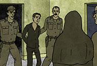LIAF, London International Animation Festival, Mostafaei: End the Death Penalty, Jonathan Hodgson