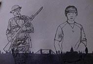 LIAF, London International Animation Festival, The Great War, Shelly Wain, John Harmer