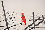 LIAF, London International Animation Festival, The Queen's Monastery, Emma Calder
