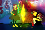 LIAF, London International Animation Festival, Vanilla Whip, Bogna Kowalczyk