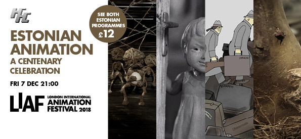 LIAF, London International Animation Festival, Estonian Animation, Centenary Celebration
