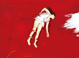 LIAF, London International Animation Festival, Priit Tender, Mont Blanc