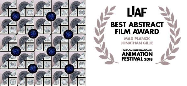 LIAF, London International Animation Festival, Max Planck, Jonathan Gillie