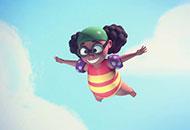 Belly Flop, Jeremy Collins, Kelly Dillon, LIAF, London International Animation Festival