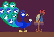 Peacock, Julia Ocker, LIAF, London International Animation Festival