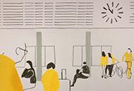 LIAF, London International Animation Festival, Esperanca, Cécile Rousset, Benjamin Serero, Jeanne Paturle