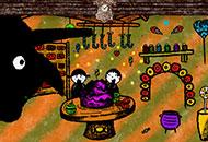 LIAF, London International Animation Festival, Hansel and Gretel, Shaun Clark, Magid El-Bushra