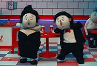 LIAF, London International Animation Festival, No, I Don't Want to Dance, Andrea Vinciguerra