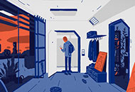 LIAF, London International Animation Festival, The Lonely Orbit, Frederic Siegel, Benjamin Morard