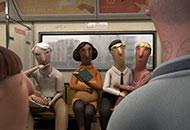 LIAF, London International Animation Festival, Animals, Tue Sanggaard