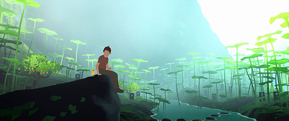 LIAF, London International Animation Festival, Away, Gints Zilbalodis