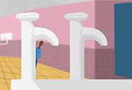 LIAF, London International Animation Festival, Bathroom Privileges, Rupert Williams, Ellie Land