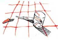 LIAF, London International Animation Festival, Border/Line, Meg Earls