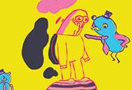 LIAF, London International Animation Festival, Dream Cream, Noam Sussman