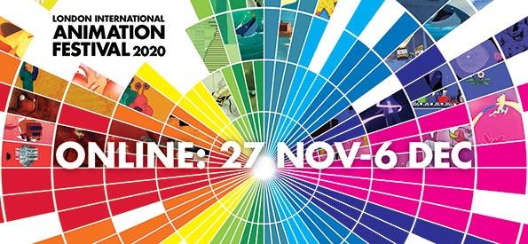 LIAF, London International Animation Festival, LIAF2020