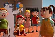 LIAF, London International Animation Festival, Matilda and the Spare Head, Ignas Meilunas