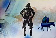 LIAF, London International Animation Festival, Nadirah: Coal Woman, Negar Elodie Behzadi, Kate Jessop
