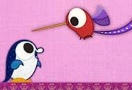 LIAF, London International Animation Festival, Patchwork Penguin, Angela Steffen
