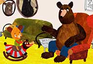LIAF, London International Animation Festival, Truffles, Katerina Karhankova, Alexandra Majova