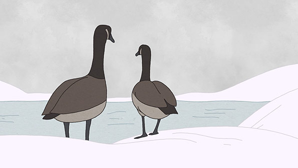 LIAF, London International Animation Festival, Hudson Geese, Bernardo Britto