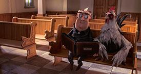 LIAF, London International Animation Festival, I Barnabé, Jean-Francois Levesque)