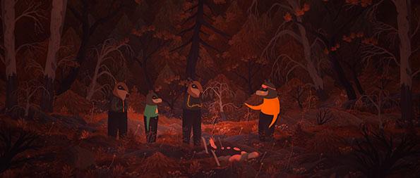 'Wild Beasts' by Marta Prokopova & Michal Blask
