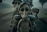 Clara with a Mustache, Ilir Blakcori, LIAF, London International Animation Festival