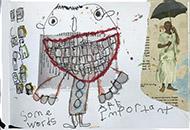 Dog Ate Dog, Andrew & Eden Kötting, LIAF, London International Animation Festival