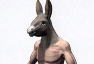 Donkeyhead, Andrew Kotting, Andrew Lindsay, LIAF, London International Animation Festival